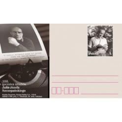 В Польше представили маркированную карточку в честь Яна Юзефа Щепанского