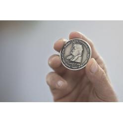В Израиле отчеканена монета с изображением президента США Дональда Трампа