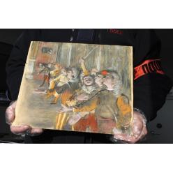 Найдена картина известного художника Дега, украденная из музея Марселя в 2009 году