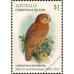 Марки в честь литографий Кёлеманса представлены в Австралии