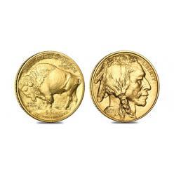 Очередная коллекционная монета с изображением буйвола появится в США