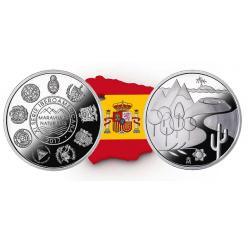 Представлен 11-й выпуск Иберо-Американской серии монет