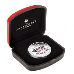 В Австралии отчеканена монета с изображением символа будущего года