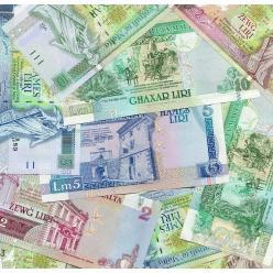 Центральный банк Мальты объявил о прекращении обмена мальтийских лир на евро