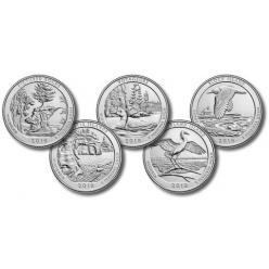 В США отчеканят монету, посвященную Апостольским островам