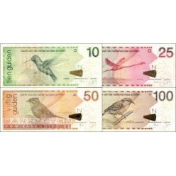 На Кюрасао и Сен-Мартенеисчезнут из обращения банкноты некоторых номиналов