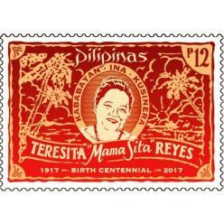 Филиппины выпустили марку в честь кулинарной иконы