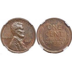 На аукционе за полмиллиона долларов были проданы две одноцентовые монеты