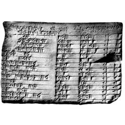 Тайна вавилонской таблички Plimpton 322 раскрыта