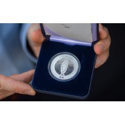 В Эстонии появилась монета в честь ганзейского города Вильянди