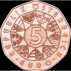 В Австрії з'явиться монета «Великодній кролик»