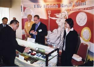 В Токио пройдет Международный нумизматический форум