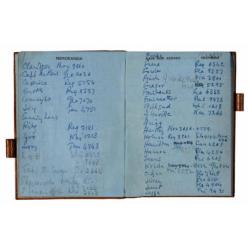 На аукцион выставлены дневники и кольцо звезды «Унесенных ветром» Вивьен Ли