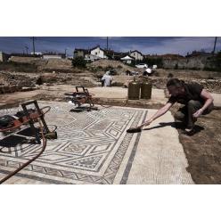 «Маленькие Помпеи» были найдены во Франции