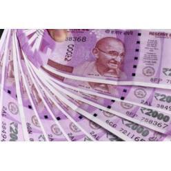 В Индии прекратили выпуск купюр номиналом 2 000 рупий