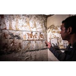 В Египте выявлена гробница, которой более 4 000 лет