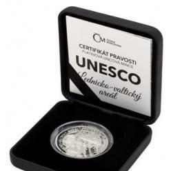 Нові чеські монети присвячені об'єкту всесвітньої спадщини ЮНЕСКО