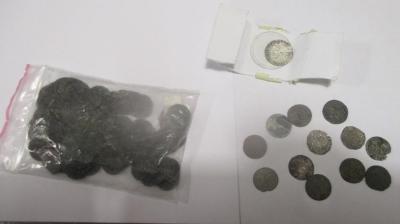 Контрабанда в штанах: украинские пограничники пресекли незаконный вывоз древних монет