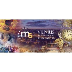 Вильнюс приглашает на Международную нумизматическую ярмарку