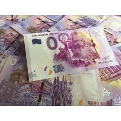 Выпущена новая купюра номиналом 0 евро