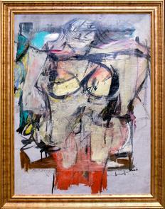 Через 31 год после похищения найдена картина «Женщина — охра»