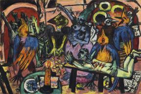 Написанная в протест режиму нацистов картина продана за 36 миллионов фунтов стерлингов