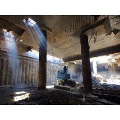 За археологическими раскопками на Почтовой площади можно будет наблюдать онлайн