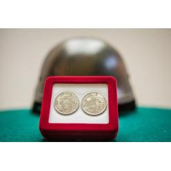 Нацбанк Украины презентовал памятную монету «Защитникам Донецкого аэропорта»