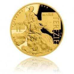 В Чехии выпустили монету к юбилею Марии Терезии