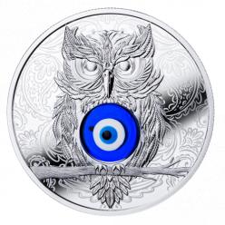 В Польше выпущена монета-амулет, которая поможет принять правильные решения обладателю