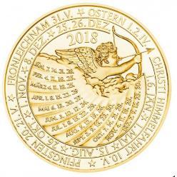 В Австрии появились медали с изображением древнеримской богини Венеры