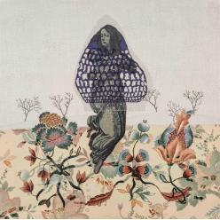 Завтра в Киеве состоится открытие художественного проекта Василины Буряник «Тонкие материи»