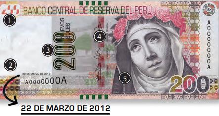 В Перу начата эмиссия банкнот номиналом 200 солей