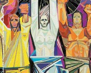 Состоялось представление альбома художницы Аллы Горской