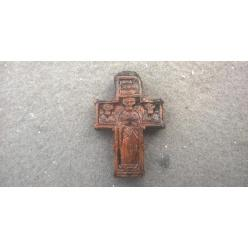 Крест времён Ивана Грозного найден в Беларуси