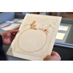 Во Франции две акварельные иллюстрации к «Маленькому Принцу» проданы за полмиллиона евро