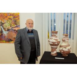 Выставка зимних пейзажей Закарпатья открылась в Ужгороде