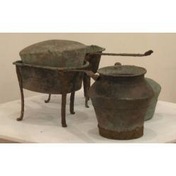 Старинный самогонный аппарат пополнил фонд полтавского музея