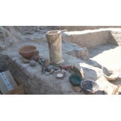 В южном Казахстане археологи нашли древние артефакты XII—XIII века