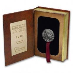 Выпущена новая монета на библейскую тему