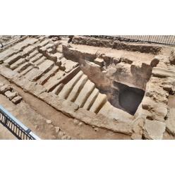 Израильские археологи обнаружили еврейский город возрастом свыше 2000 лет
