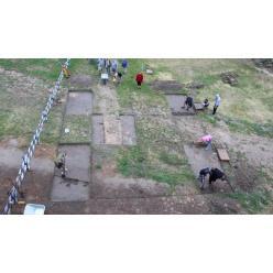 В Аккерманской крепости археологам повезло найти ряд древних артефактов