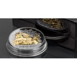 В Палау представили монету «Смеющийся Будда»
