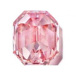 На аукціон Christie's виставлений величезний рожевий діамант