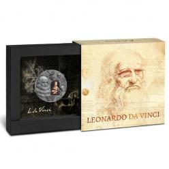 В Польше отчеканена монета к 500-летию со дня смерти Леонардо да Винчи
