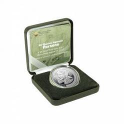 На новой монете Ирландии изображен создатель паровой турбины