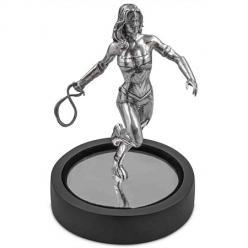 Новозеландский монетный двор представил серебряную миниатюру, посвященную герою комиксов