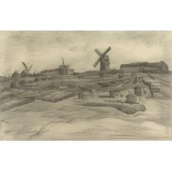 Две неизвестные ранее работы Ван Гога обнаружили в Амстердаме