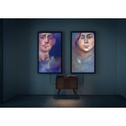  На аукционе Sotheby's за $52 480 ушла с молотка картина, созданная искусственным интеллектом