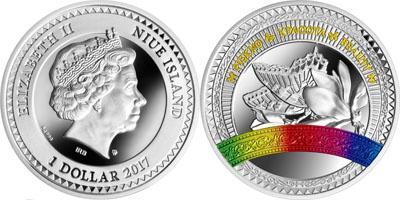 В Польше выпущена новая монета из серии «Мир Твоей Души»